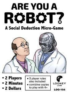 Are You A Robot?
